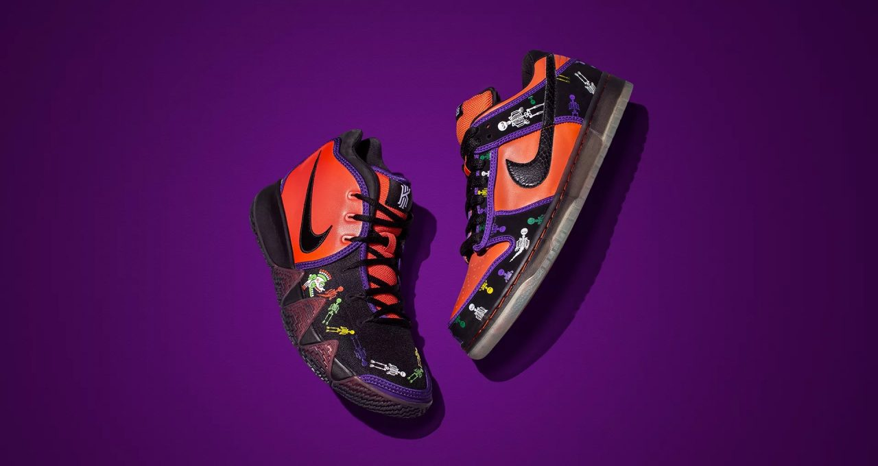 super popular 462df c3b92 nike-kyrie-4-day-of-the-dead-1-1280x680 | Foot Fire