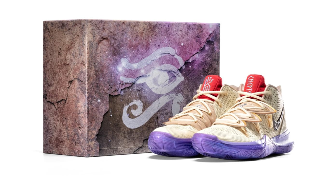 Concepts x Nike Kyrie 5 Ikhet | Foot Fire